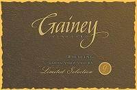 Gainey Riesling
